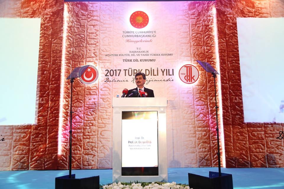Atatürk Kültür ve Dil ve Tarih Yüksek Kurumu Başkanı