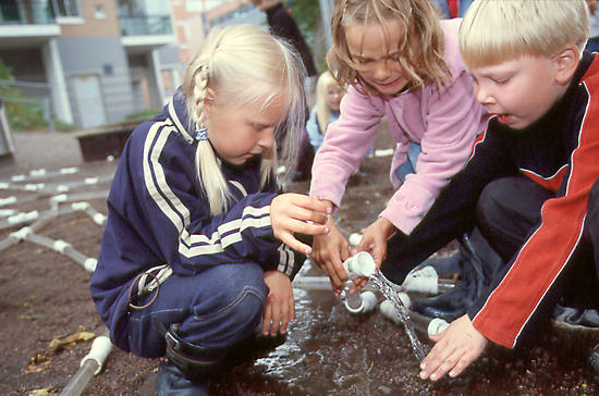 Finlandiya'da eğitim oyun