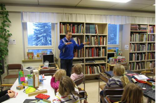 Finlandiya'da eğitim