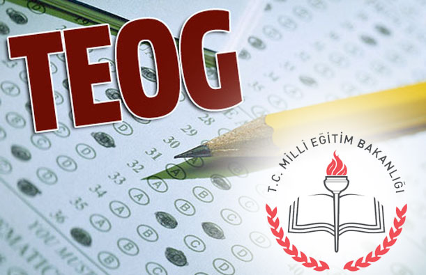 TEOG sınavı bitti