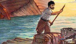 Robinson Crusoe Kitap Soru ve Cevapları