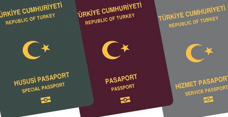 2018 Pasaport Başvuru Formu