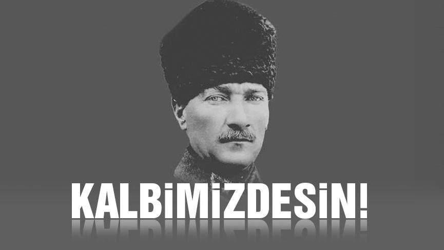 10 Kasım Atatürk'ü Anma Haftası Program Örnekleri