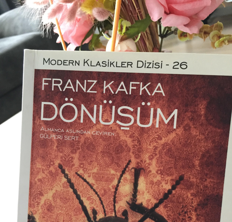Dönüşüm (Franz KAFKA) Kitap Yorumu