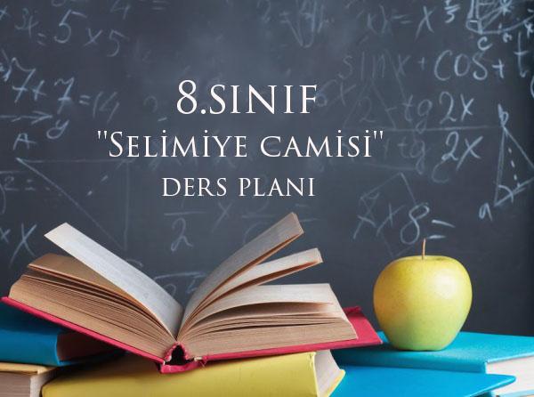 Selimiye Camisi Günlük Plan