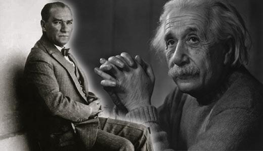 Einstein'ın Atatürk'e Yazdığı Ünlü Mektup