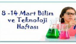Bilim ve Teknoloji Haftası Pano Etkinlikleri