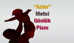 Azim Metni
