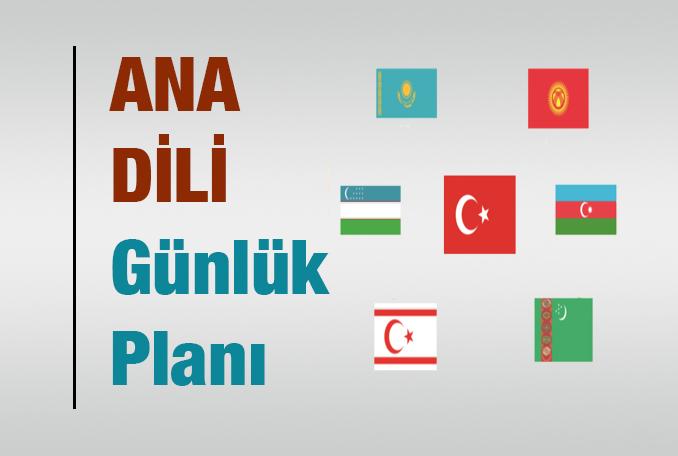 MEB 6.Sınıf Ana Dili Metni Günlük Ders Planı