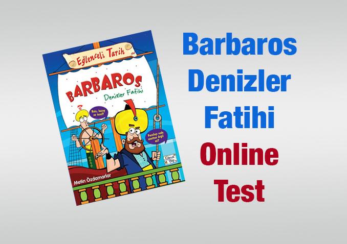 Barbaros Denizler Fatihi Online Çöz