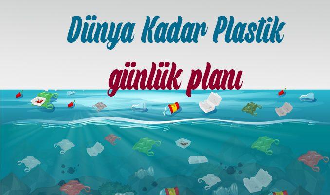 Dünya Kadar Plastik Günlük Planı