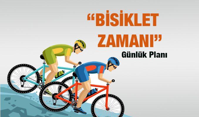 Bisiklet Zamanı Metni Günlük Ders Planı