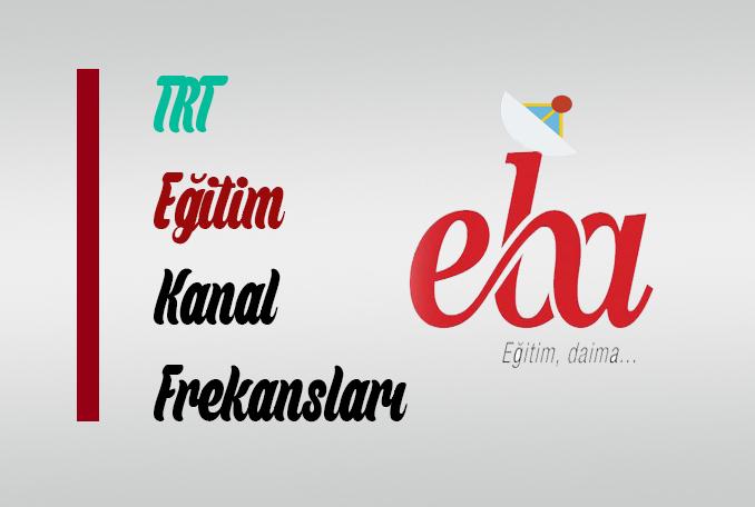 TRT Eğitim Frekans Listesi