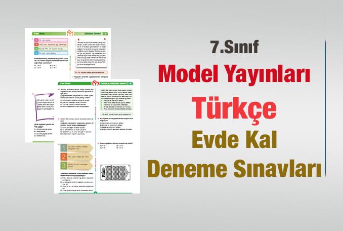 Türkçe Evde Kal 7.Sınıf Denemesi
