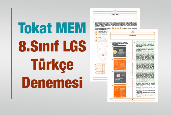 Türkçe 8.Sınıf Orhan Veli Denemesi